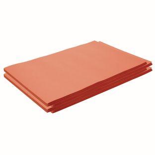 """Construction Paper, Orange, 12"""" x 18"""", 200 Sheets"""