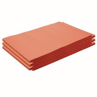 """Construction Paper, Orange, 12"""" x 18"""", 300 Sheets"""