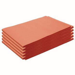"""Construction Paper, Orange, 12"""" x 18"""", 500 Sheets"""