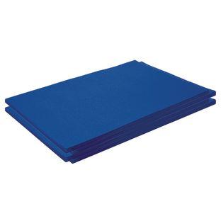 "Construction Paper, Blue, 12"" x 18"", 200 Sheets"