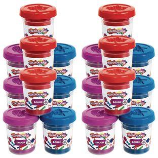 Colorations® Play Dough Each 3 OZ 3 Colors, 6 Sets
