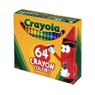 Crayola® 64 Crayons