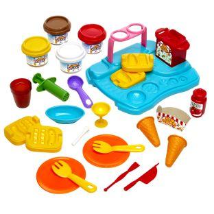 Carnival Food Counter Set