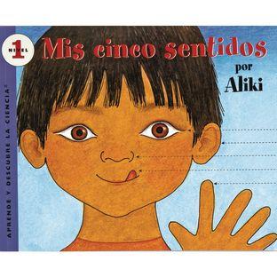 Mis cinco sentidos: My Five Senses (Spanish edition)