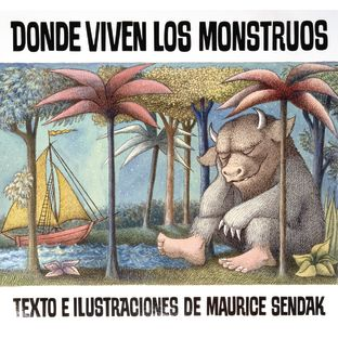 Donde Viven los Monstruos - Where the Wild Things Are in Spanish