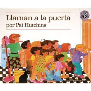 Llaman a la Puerta (The Doorbell Rang) (Spanish Edition)