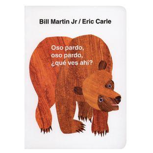 Brown Bear - Spanish