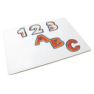 "9"" x 12"" Dry-Erase Lap Board"