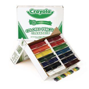 Crayola® Colored Pencils - Set of 462