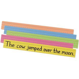 Super Bright Sentence Strips
