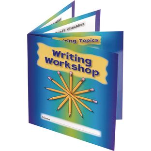 Four Pocket Writing Workshop Folders - 12 folders.