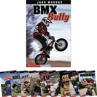 Jake Maddox Sport 10-Book Set