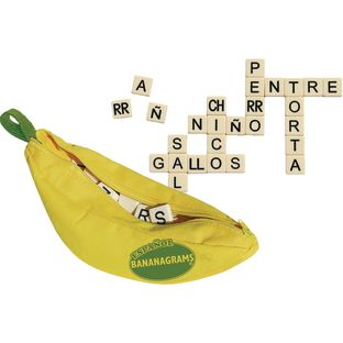 Spanish Bananagrams - 144 tiles