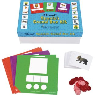EZread™ Spanish Sound Box Kit - multi-item kit