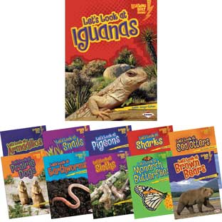 Animal Close-Ups - 11-Book Set