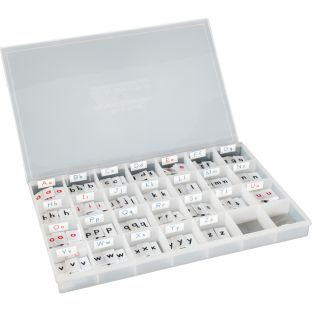 EZread™ Letter Tile Kit