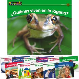 Spanish Early Literacy 12 Book Set