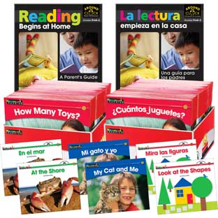 Dual Language Literacy Starter Kit Complete Set