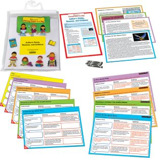 Author's Points, Reasons, And Evidence Literacy Center