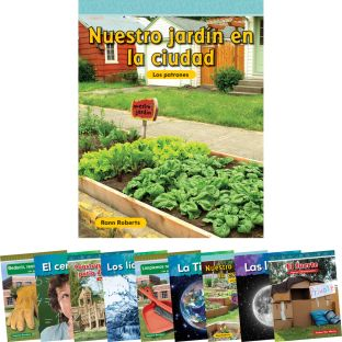 STEM Book Set - Spanish, Grade 2