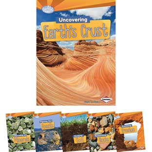 Searchlight Books: Do You Dig Earth Science? - 6-Book Set