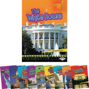Famous Places - 10-Book Set