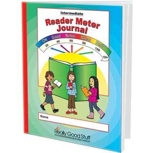 Intermediate Reader Meter Journals