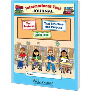 Informational Text Journals