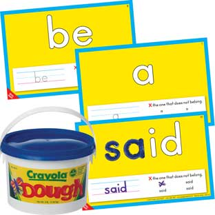 Fry Sight Words Dough Kit - 1 kit