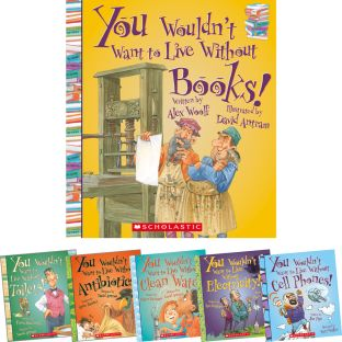 You Wouldn't Want To Live Without... 6-Book Set 1