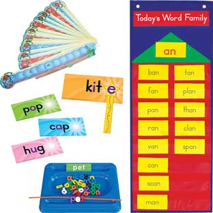 Common Core And State Standards Literacy Enrichment Kit - Grade 1