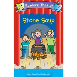 Really Good Readers' Theater - Stone Soup Big Book - 1 book