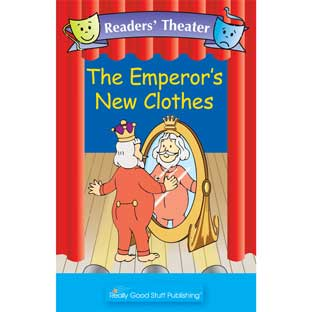 Really Good Readers' Theater - The Emperor's New Clothes Big Book - 1 book
