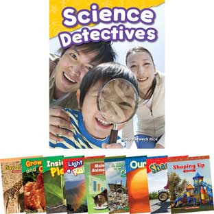 STEM 10-Book Reader Set - Grade 1