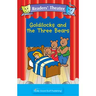Really Good Readers' Theater - Goldilocks And The Three Bears Big Book - 1 book