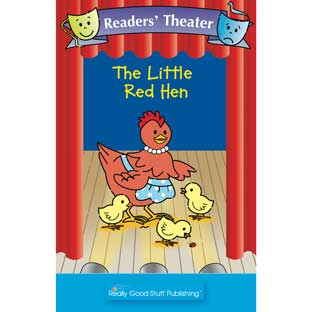 Really Good Readers' Theater - The Little Red Hen Big Book