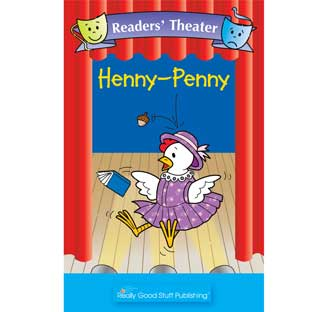 Really Good Readers' Theater - Henny-Penny Big Book - 1 book