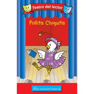 Really Good Spanish Readers' Theater: Henny-Penny (Teatro Del Lector: Pollita Chiquita) - 6 books