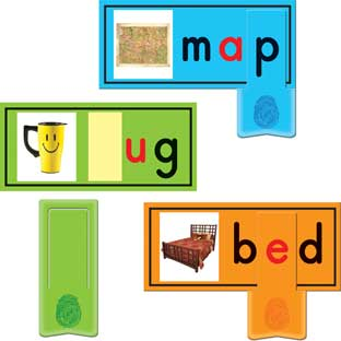 Phonics Clips And Cards Kit