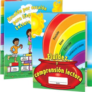 Carpeta De Fluidez Y Comprensión Lectora (Fluency For Comprehension Folder)