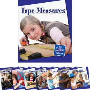 Basic Tools 8-Book Set