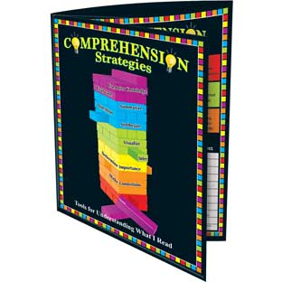 Comprehension 3-Pocket Folders - 12 folders