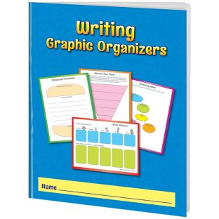 Writing Graphic Organizers Journals - 12 journals