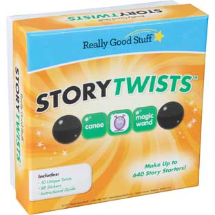 Story Twists™ - 10 twisters