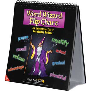 Word Wizard Flip Chart