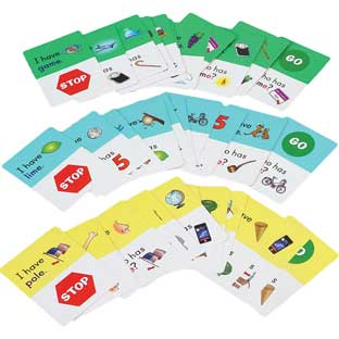 I Have, Who Has Small Group  Silent E Words - 96 cards