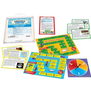 Reading Strategies Game Level 2 Literacy Center™ - 1 literacy center