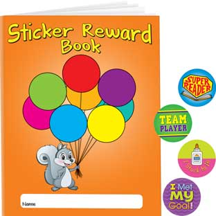 Good Student Stickers And Reward Books