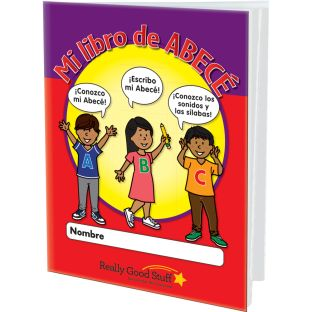 Mi libro de ABECÉ (My Spanish ABC Book)