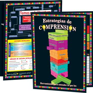 Comprehension Strategies And More Folders Dual Language Kit - 24 folders